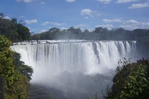 Lumangwe Falls, Kawambwa, Luapula, June 2013